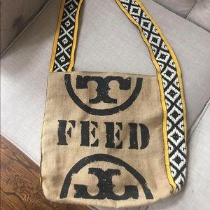 Tory Burch Feed Bag